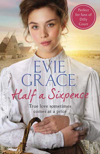 Half a Sixpence - book cover